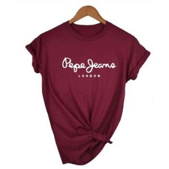Camisetas Pepe Jeans por 6,10€ en AliExpress