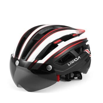 Casco bicicleta Lixada por 18,89€ en Amazon