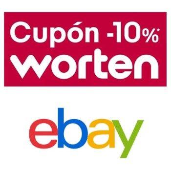 ¡Ahorra hasta 50€ en Worten con el cupón de Ebay!