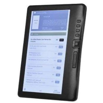E-book 7 pulgadas por 37,84€ en AliExpress