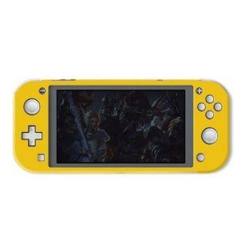 Funda y cristal templado para Nintendo Switch Lite por 3,87€