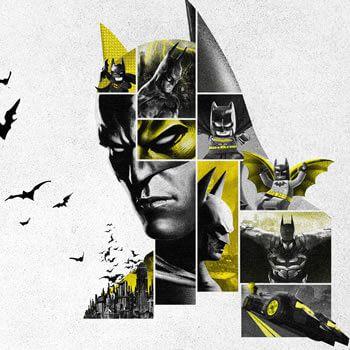 Juegos de Batman gratis en Epic Store