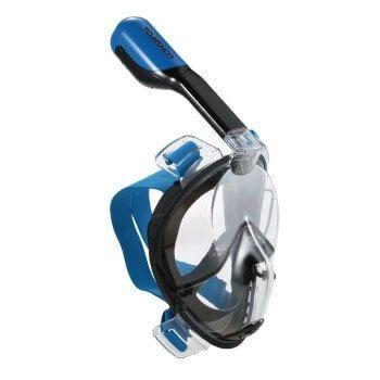Máscara de snorkel Tomshoo por 15,99€ en Amazon