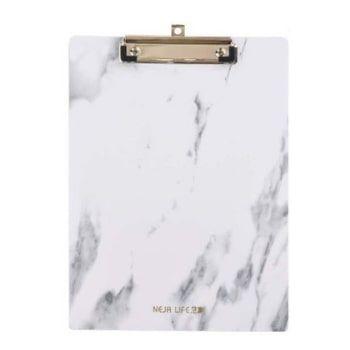 Portapapeles diseño marmol Aibecy por 6,29€