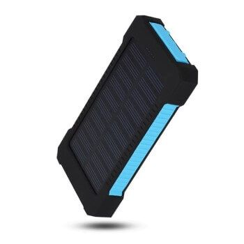 Power bank solar 3000 mAh por 8,80€ en AliExpress