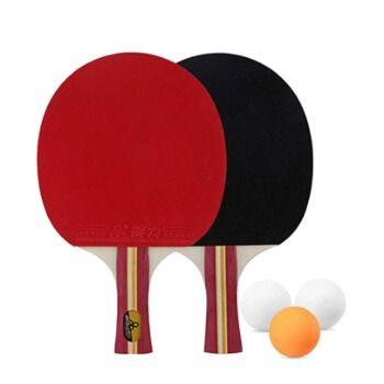 Raquetas de Ping Pong + pelotas Lixada por 8,99€ en Amazon
