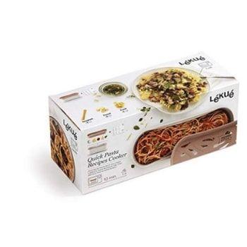 Recipiente para cocinar pasta Lékué Quick Pasta desde 15,99€