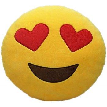 Almohada cojín emoticono por 3,91€ con envío gratis