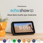 oferta amazon echo show 5 alexa