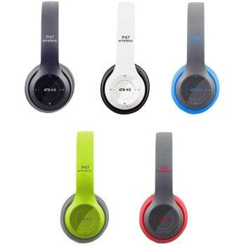 Auriculares Bluetooth P47 por solo 6,95€ en Amazon