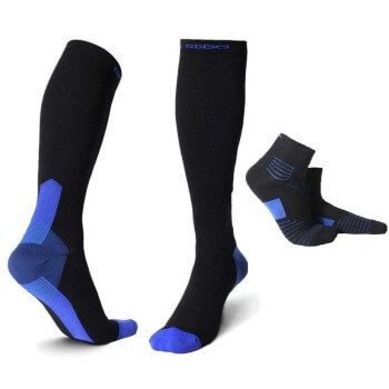 Calcetines deportivos Outerdo por 4,49€ en Amazon