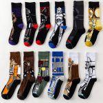 calcetines star wars baratos oferta descuento guerra de las galaxias mejor precio