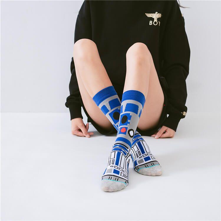 calcetines star wars chica baratos oferta descuento mejor precio