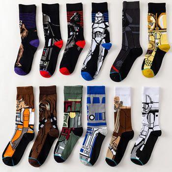 Calcetines de Star Wars por 1,69€ y envío incluido