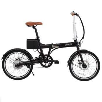 Bicicleta eléctrica por 361,97€ y envío gratis en AliExpress Plaza