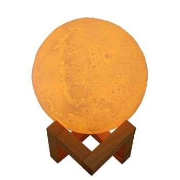 Humidificador luna Fesjoy por 12,59€ en Amazon