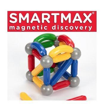 Juego de construcción magnético Smartmax por 29,50€ en Aliexpress