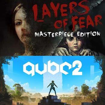 Layers of Fear: Masterpiece Edition y QUBE 2 GRATIS en Epic Store