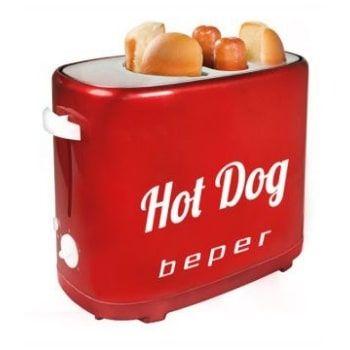Máquina perritos calientes Beper por 24,70€