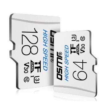Tarjeta micro SD 128GB OSMR por 7,35€ en Aliexpress