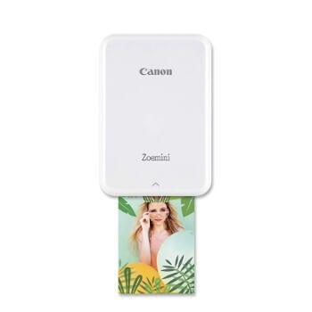 Mini impresora portátil Canon Zoemini PV-123 por 85,58€ en Amazon