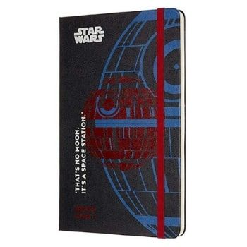 Moleskine Star Wars por 13,70€ en Amazon
