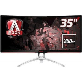 Monitor AOC Agon AG352QCX 35″ por 479€ en Amazon
