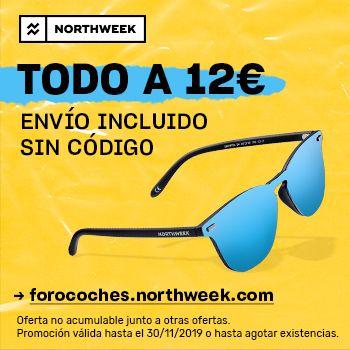 ¡Gafas de sol Northweek tiradas de precio!