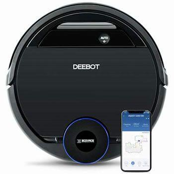 Aspirador 4 en 1 Ecovacs Deebot OZMO 930 por 319€ y envío gratis