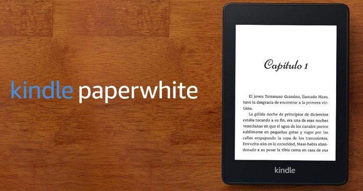 comprar Kindle Paperwhite barato