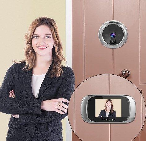 comprar Mirilla de puerta digital barato