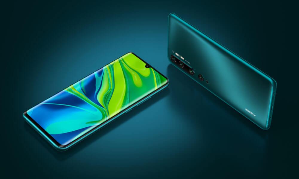 Xiaomi Mi Note 10 mejor precio descuentos ofertas