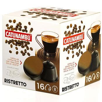 Todas las cápsulas de café Catunambú por 2,99€ en Amazon