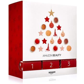 Calendario de adviento Amazon Beauty por 49€ y envío gratis