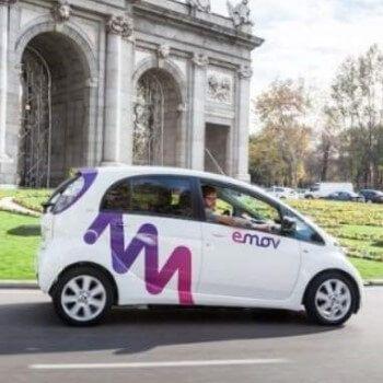 Emov: registro gratis + 3€ en crédito de viaje