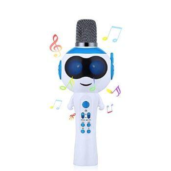 Micrófono infantil Mbuynow por 11,99€ en Amazon