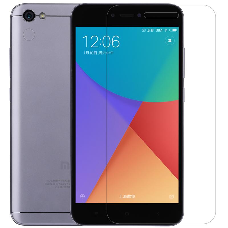 Nillkin Clear Soft Screen Protector For Xiaomi Redmi Note 5A/Xiaomi Redmi Note 5A Global Edition