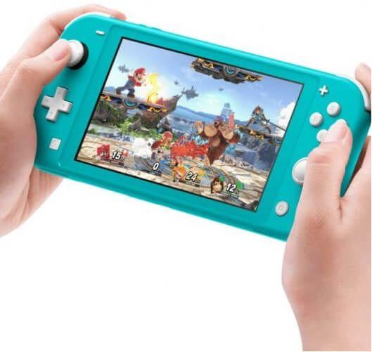 Nintendo Switch Lite turquesa barata oferta descuento mejor precio