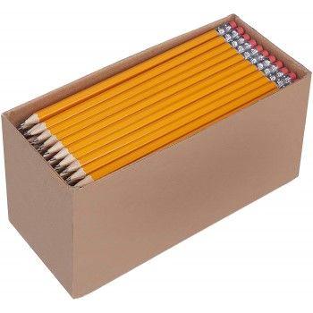 Pack de 150 lápices n.º 2 HB por 12,39€ en Amazon