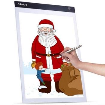 Panel de luz para dibujo A3 Aibecy por 24,99€ en Amazon