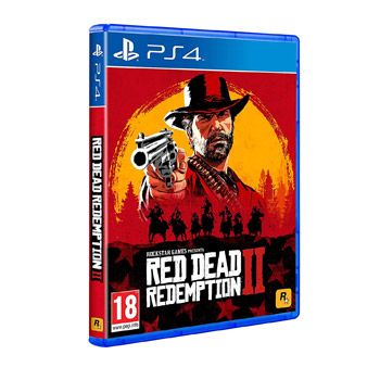 Red Dead Redemption 2 (PS4) por 27,99€