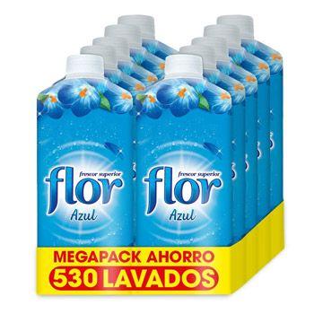 Suavizante Flor en Mega Pack Ahorro (350 lavados)