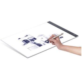 Tablero de dibujo con luz por 8,19€ en Tomtop