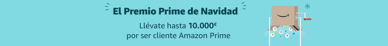 Amazon Prime sorteo Navidad