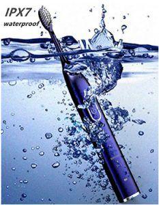 cepillo de dientes eléctrico sónico