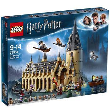 Lego Harry Potter Gran Comedor de Hogwarts por 69,95€ y envío gratis