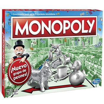Monopoly Madrid por 15,99€ en Amazon