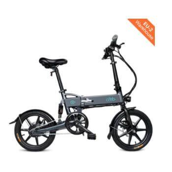 Bicicleta Fiido D2 por 397,88€ en Geekbuying