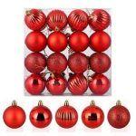 Comprar Bolas de Navidad Zogin desde 3,49€ en Amazon con descuento