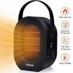 Comprar Calefactor Hisome por 31,99 en Amazon con descuento